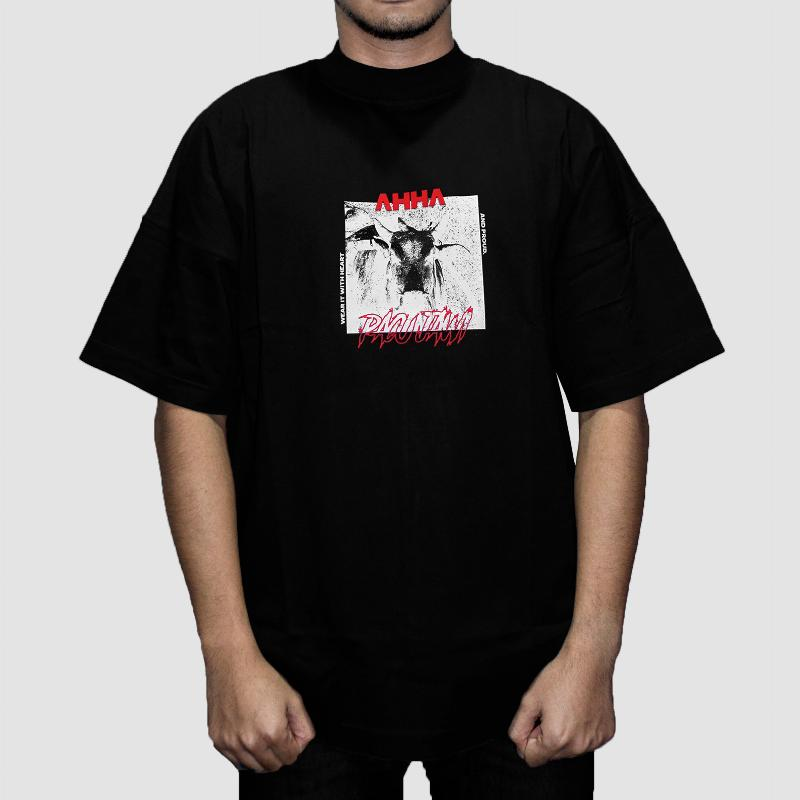 Oversized T-shirt Pacu Jawi