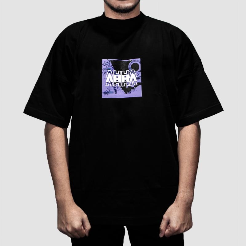 Oversized T-shirt Wayang