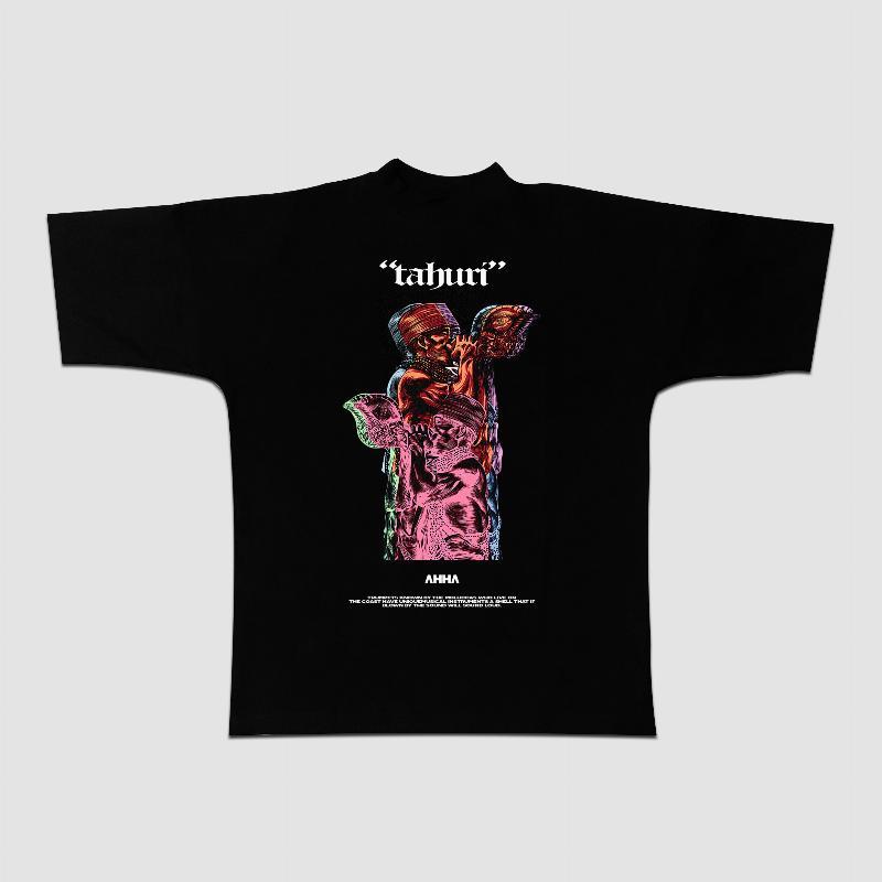 Oversized T-shirt Tahuri