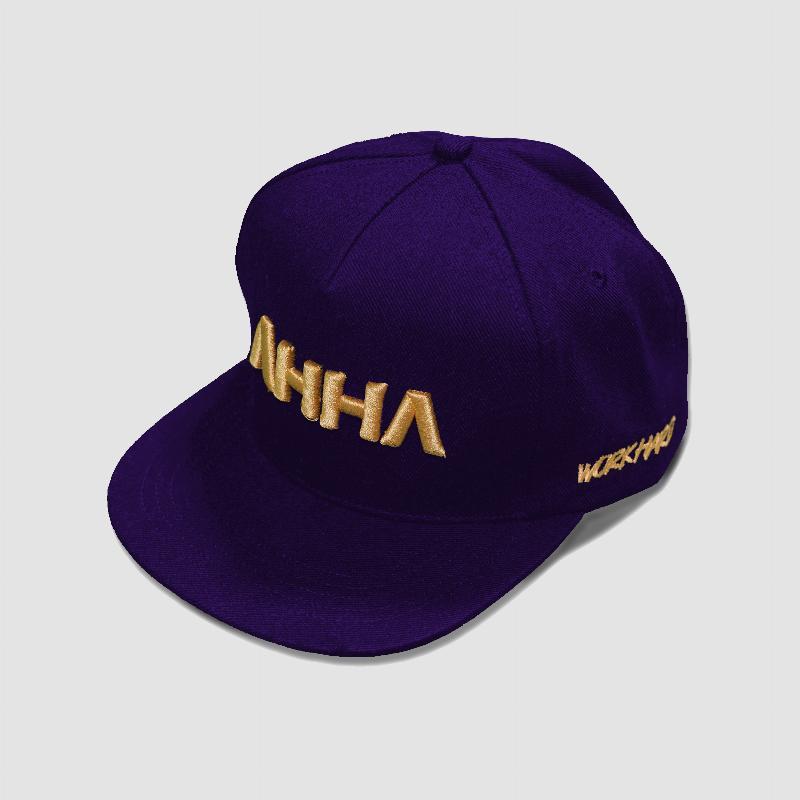 Snapback Purple