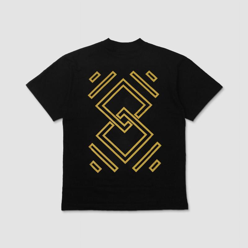 Oversized T-shirt Unity Goldie