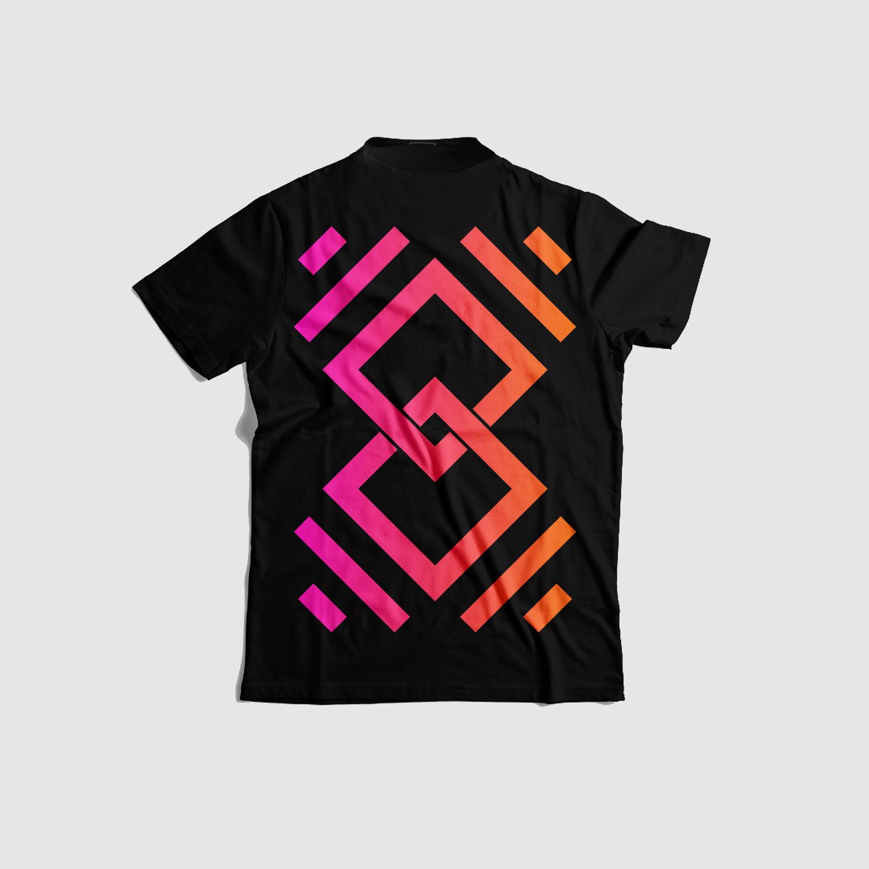 Oversized T-shirt Unity x Lazada